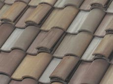 Clay Tile Closeup | United Roofing & Contracting, LLC - Florida Roof Installations and Repairs