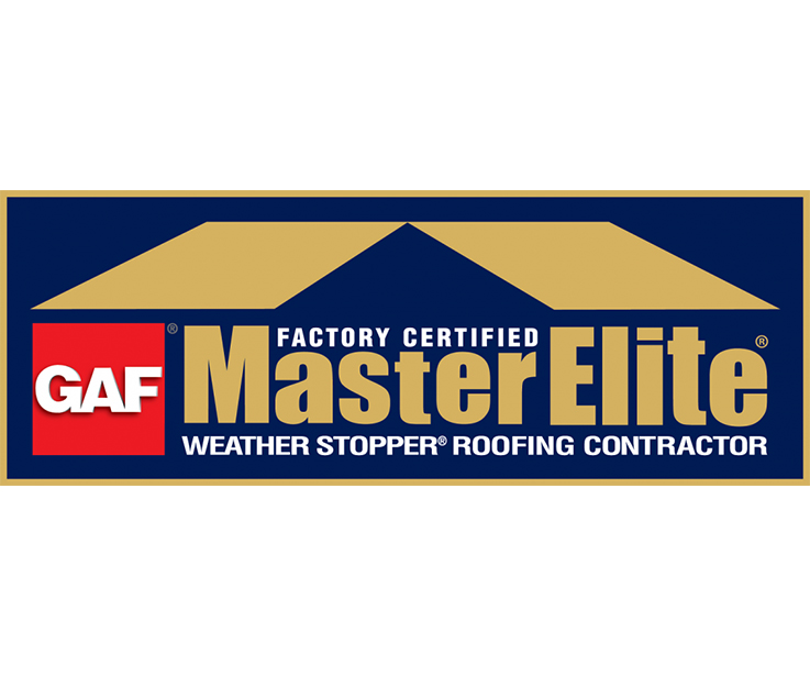 Gaf Master Elite Logo | United Roofing & Contracting, LLC - Florida Roof Installations and Repairs