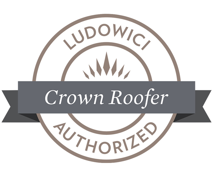 ludowici Crown Roofer Logo | United Roofing & Contracting, LLC - Florida Roof Installations and Repairs