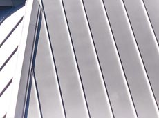 Metal Roof Closeup | United Roofing & Contracting, LLC - Florida Roof Installations and Repairs