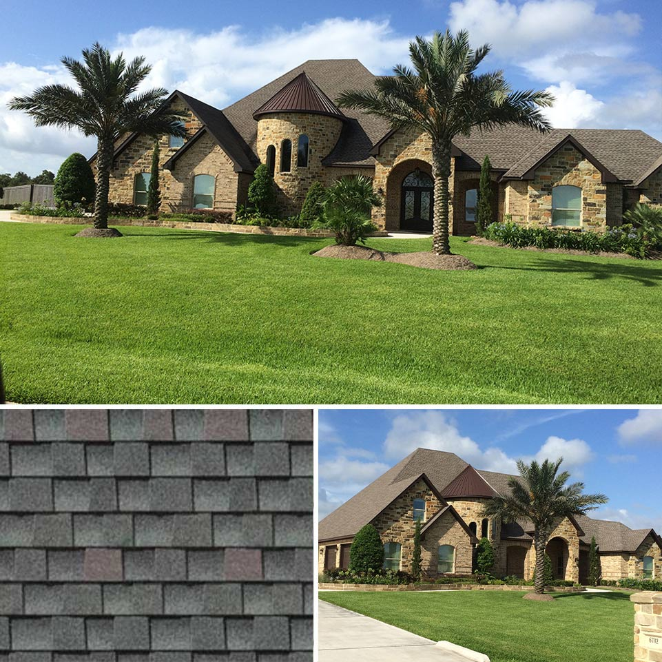 Shingle Roof Collage | United Roofing & Contracting, LLC - Florida Roof Installations and Repairs