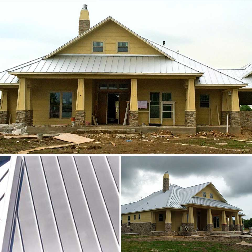 Metal Roof Collage | United Roofing & Contracting, LLC - Florida Roof Installations and Repairs