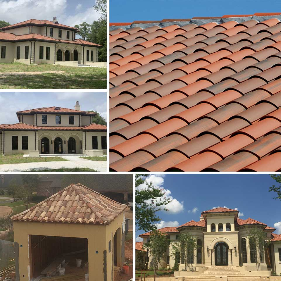 Clay Tile Roofing Systems United Roofing Construction Llc